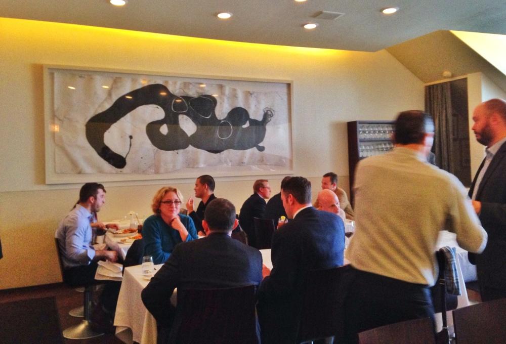 Blackbird Chicago Dining Room