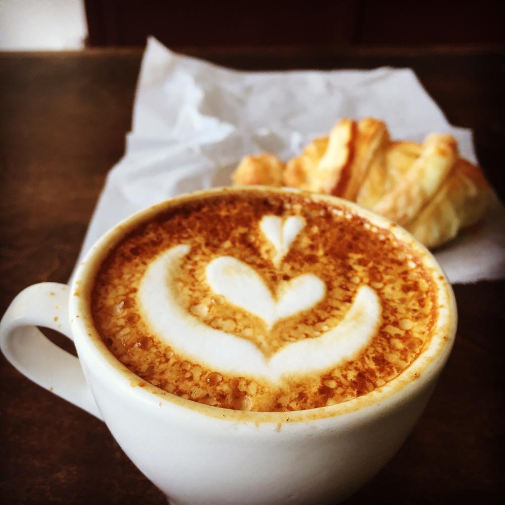 Bad Wolf Coffee Cappuccino
