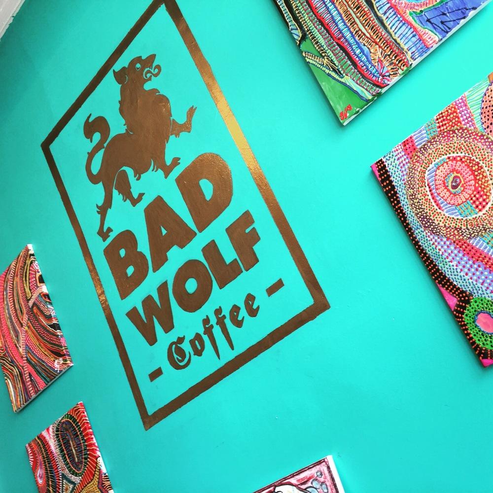 Bad Wolf Coffee
