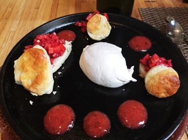Husk Strawberry Shortcake
