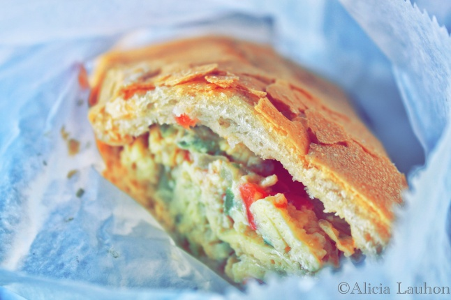 Tortilla Sandwich - Las Olas, Miami Beach