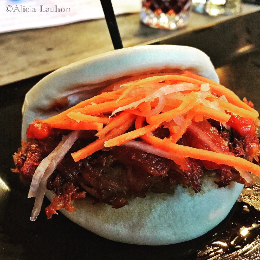 Little Bad Wolf Chicago Pork Bao