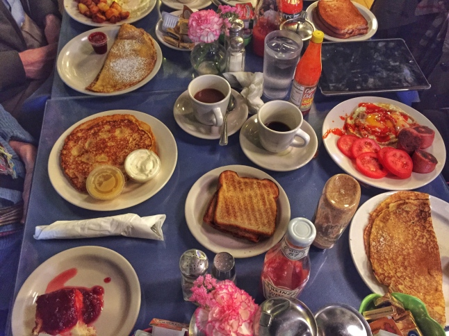 Svea Breakfast Spread Chicago