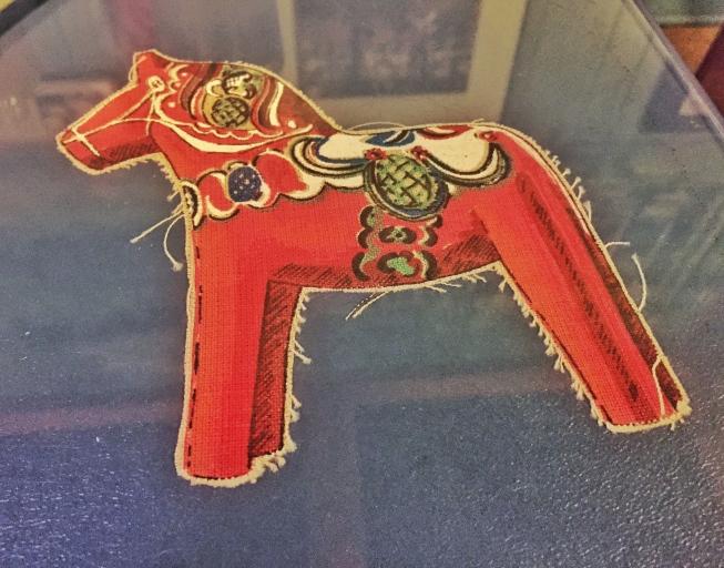 Svea Delebarlian Horse