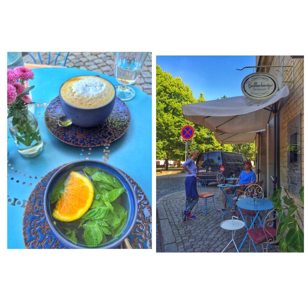 Ballenberger Restaurant, Erfurt, Germany