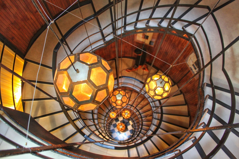 Cotton House Hotel Barcelona Staircase 1