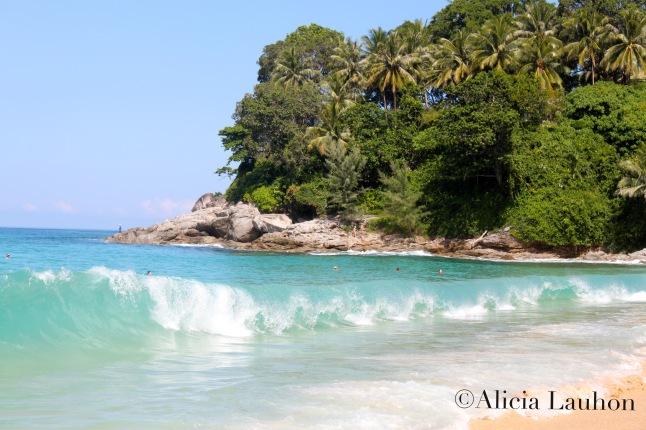 Surin Beach Phuket Thailand Watermark
