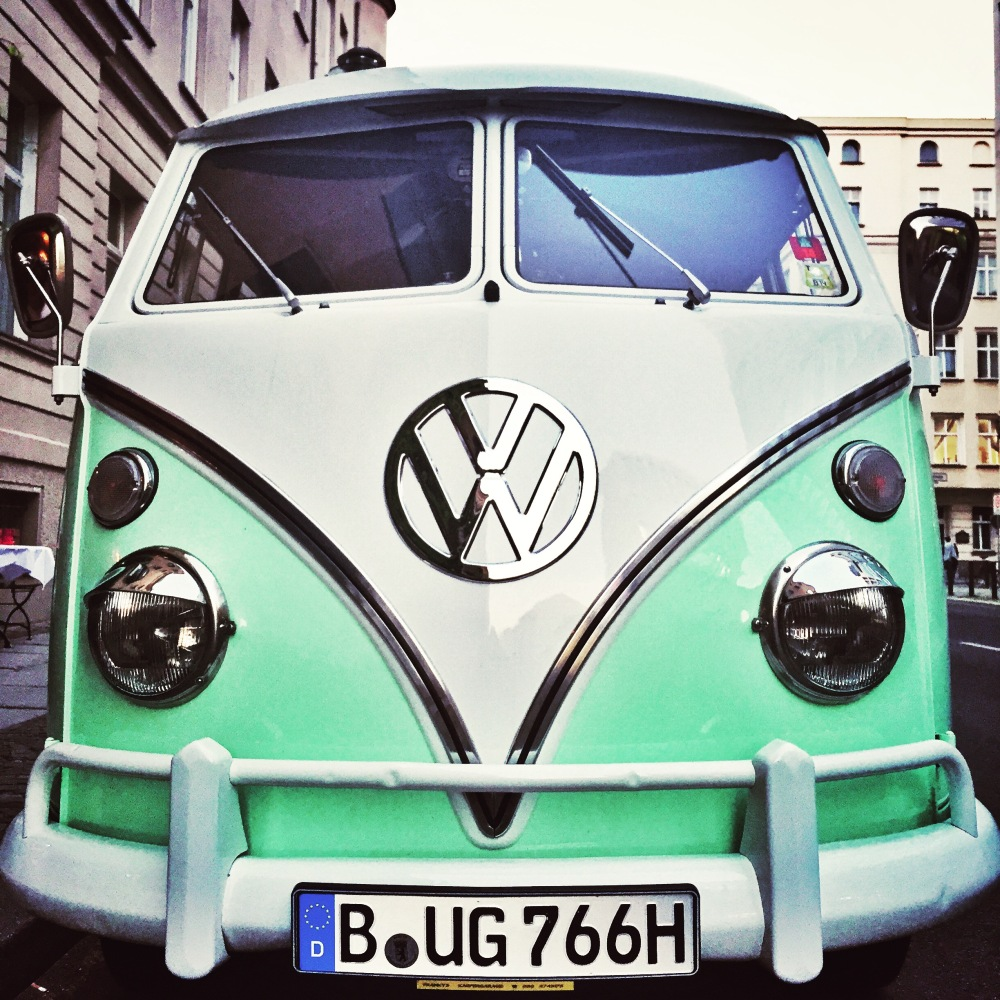 Weingalerie Cafe No VW Berlin
