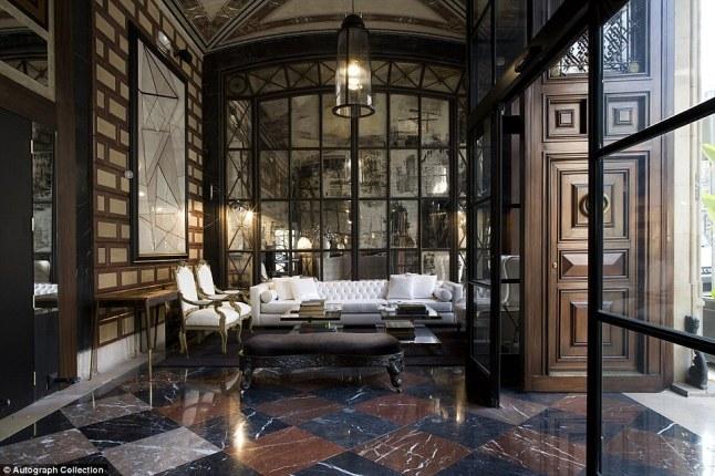 Cotton House Reception - Image via HotelCottonHouse.com