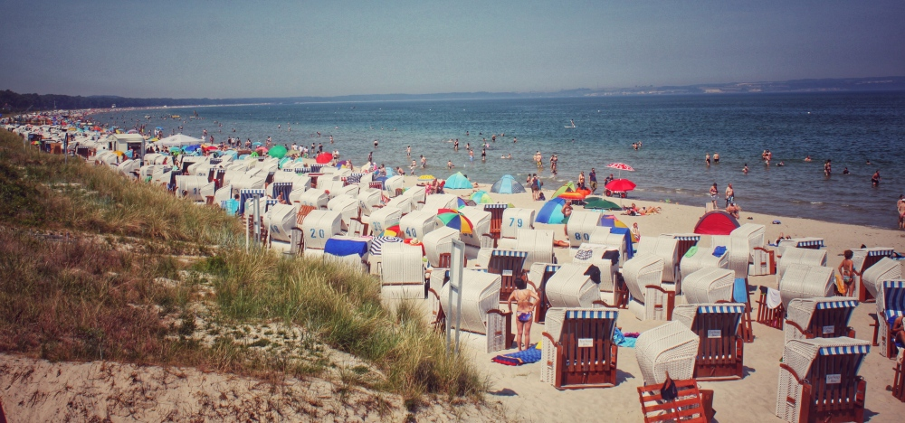 Binz Beach Germany