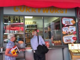 Curreywurst Museum Cafe | AliciaTastesLife.com