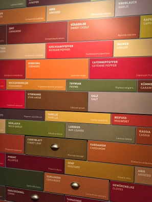 Currywurst Museum Spices | AliciaTastesLife.com