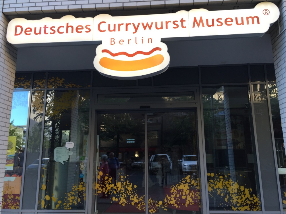 Deutsches Currywurst Museum | AliciaTastesLife.com
