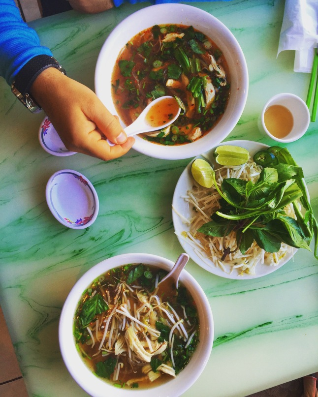 Chicken Pho | AliciaTastesLife.com