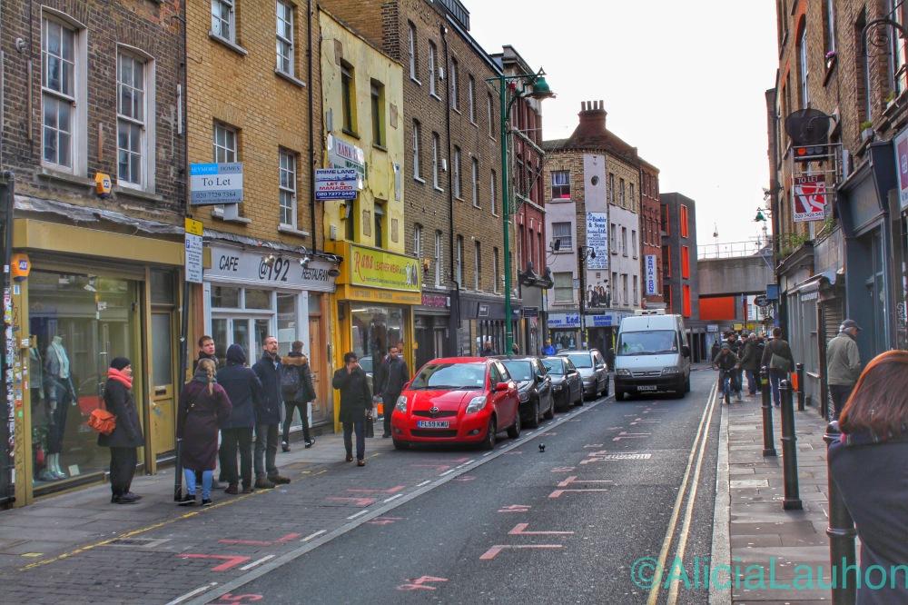 Brick Lane London | AliciaTastesLife.com