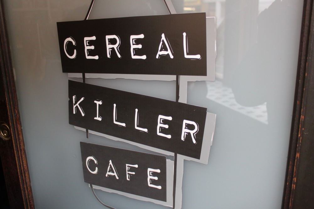 Cereal Killer Cafe | AliciaTastesLife.com