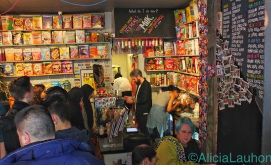 Cereal Killer Cafe | AliciaTastesLife.com
