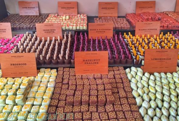 Dark Sugars Chocolates | AliciaTastesLife.com