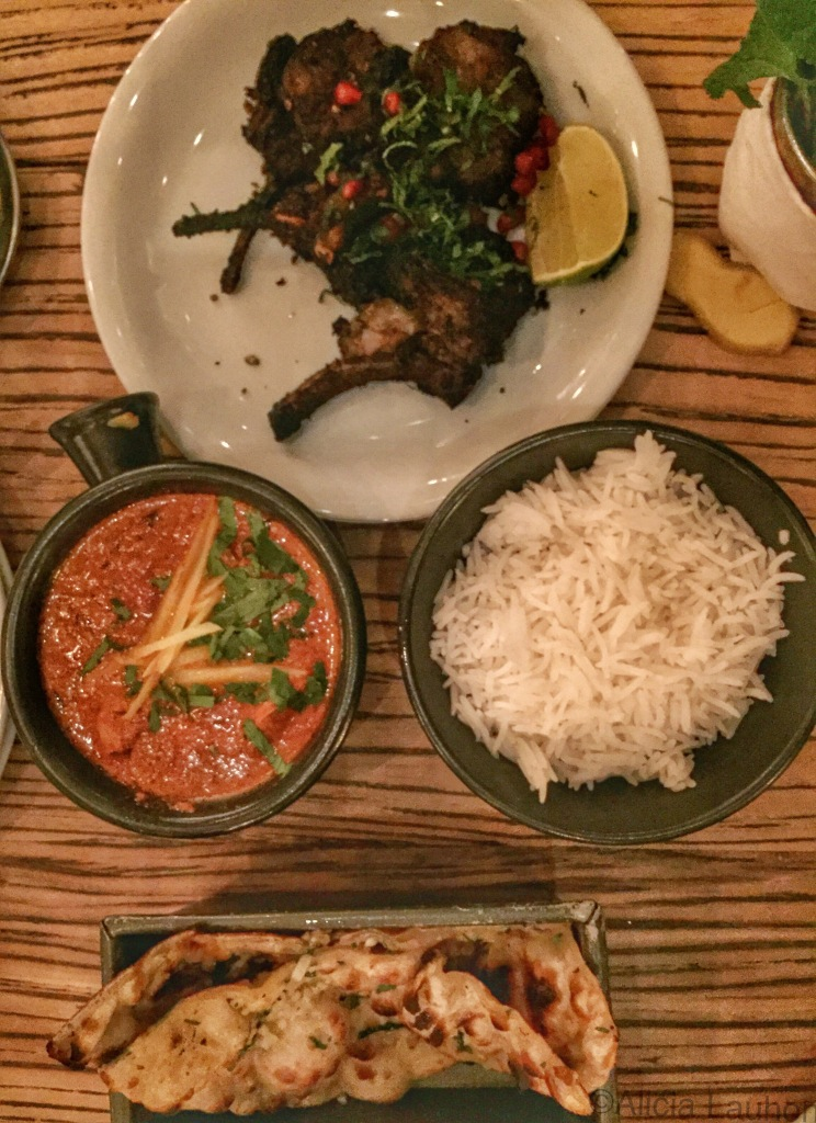 Dinner Dishoom Shoreditch