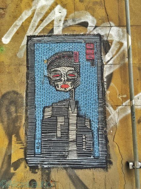 Street Art East End, London | AliciaTastesLife.com
