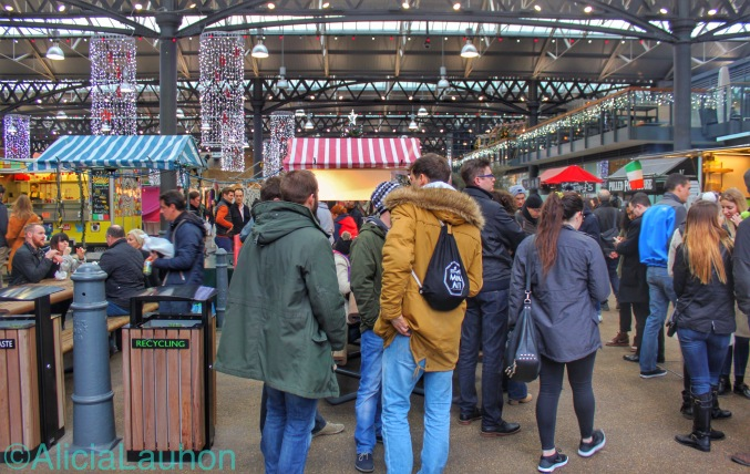 Old Spitalfields Market London | AliciaTastesLife.com