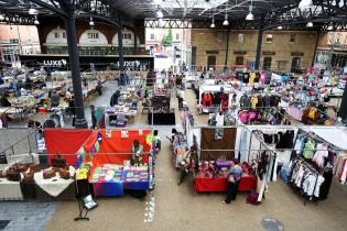Old Spitalfields Market | Image via Londontown.com