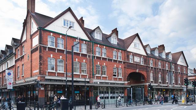 Old Spitalfields Market   Image via visitlondon.com