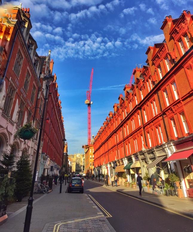 South Marylebone London