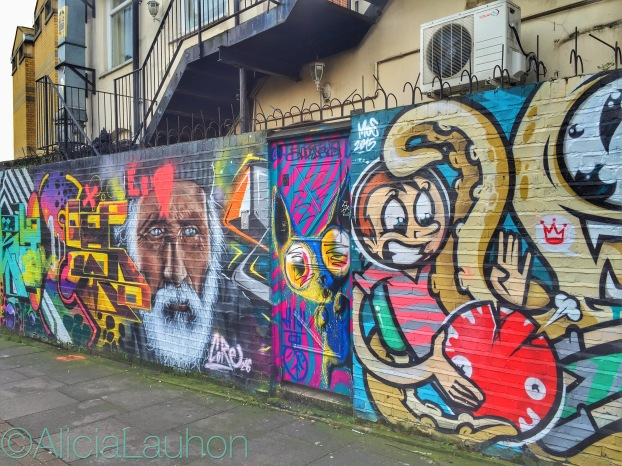 Street Art East End, London | AliciaTastesLife.com