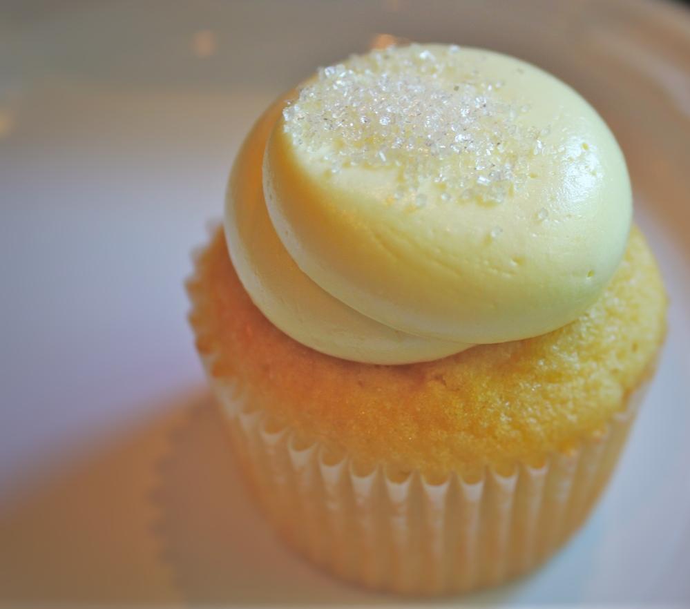 Limoncello Cupcake Swirlz Cupcakes Chicago
