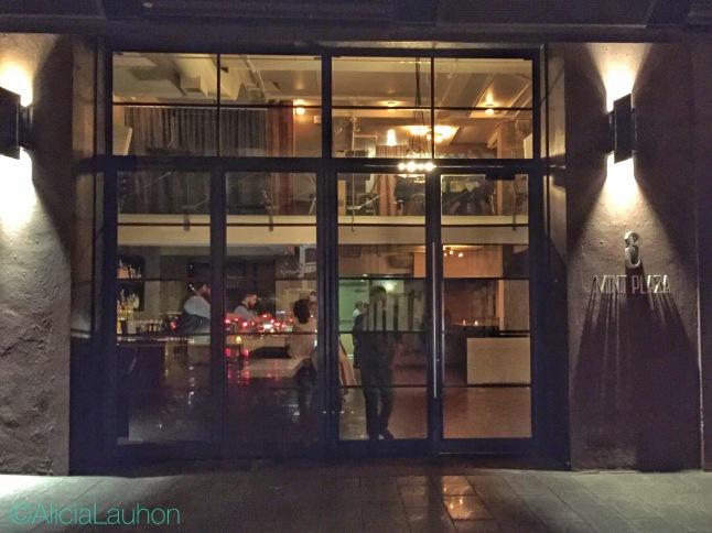 Oro San Francisco Door