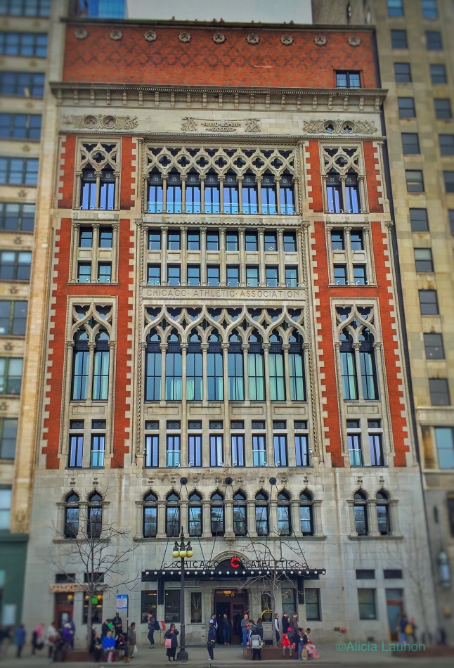 Chicago Athletic Hotel Michigan Avenue