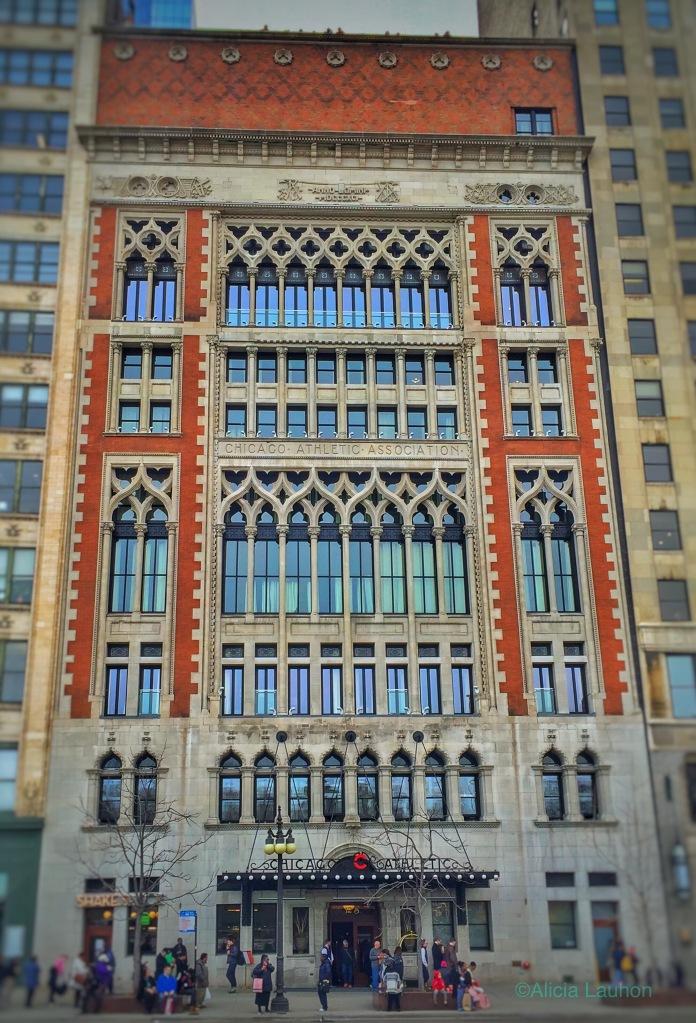 Chicago Athletic Hotel Michigan Avenue