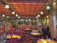 Chiltern Firehouse London Dining Room