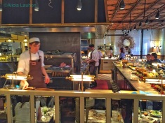Chiltern Firehouse London Kitchen