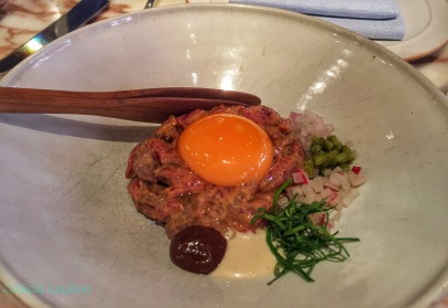 Chiltern Firehouse London Steak Tartare