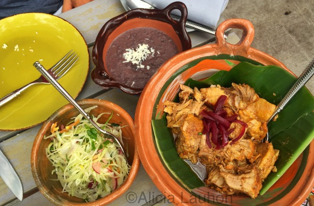 Mi Tocaya COCHINITA PIBIL Yucatan style pork Chicago
