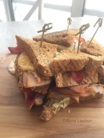 Shore Club Chicago Club Sandwich